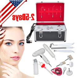 5 in 1 High Frequency Galvanic Facial Brush Vacuum SPA Hydra