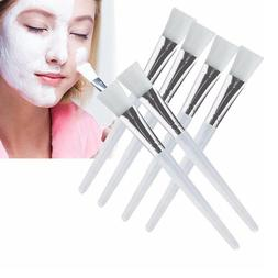 5pcs Crystal Facial Mask Brush Professional for Applying Fac