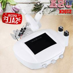 Galvanic High Frequency Facial Machine Spots Wrinkles Remova