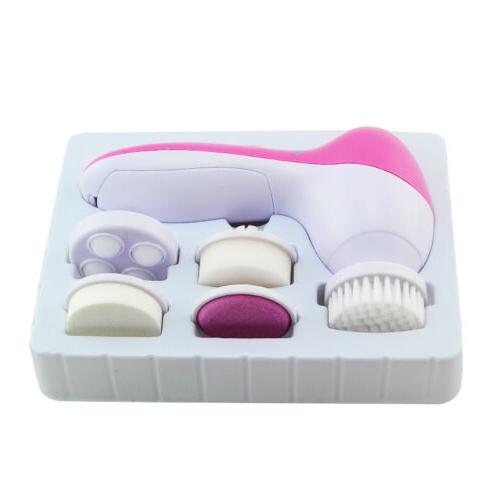 US 5 Electric Cleaning Deep Skin Massage