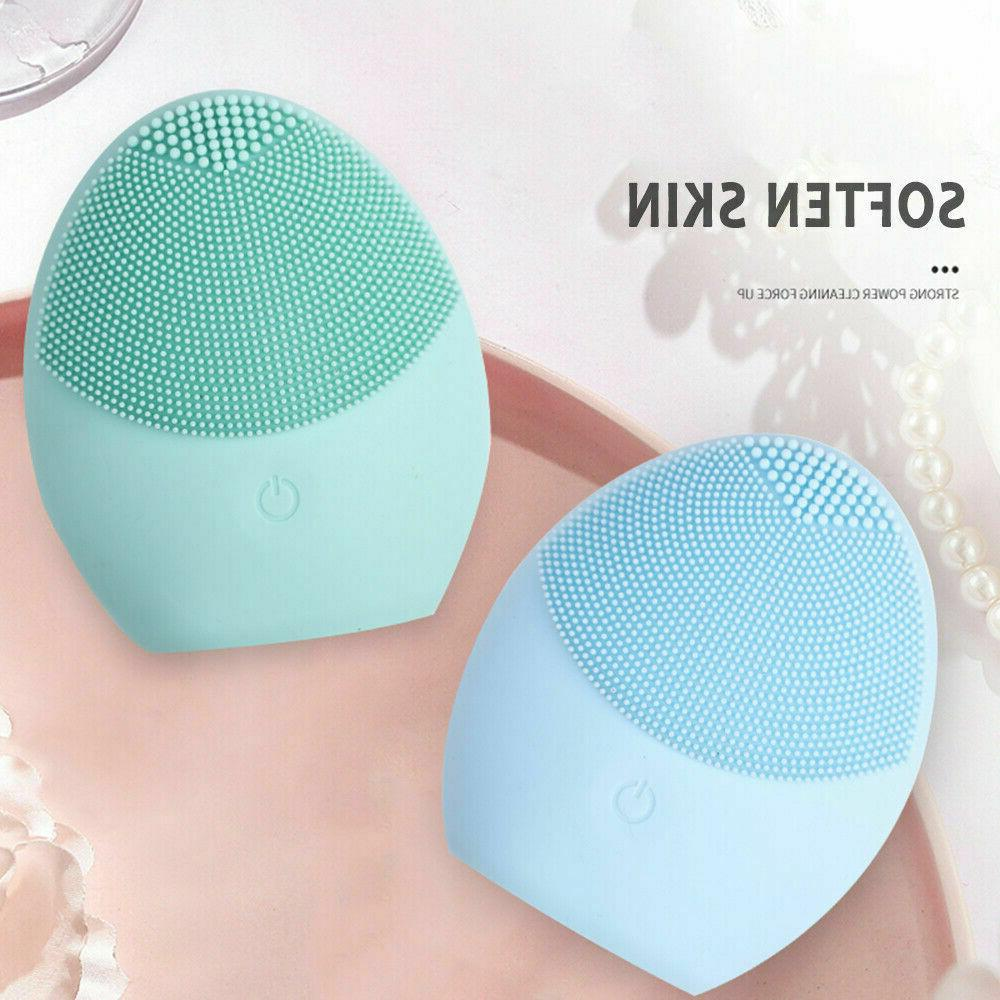 Electric Cleansing Spa Skin Massage