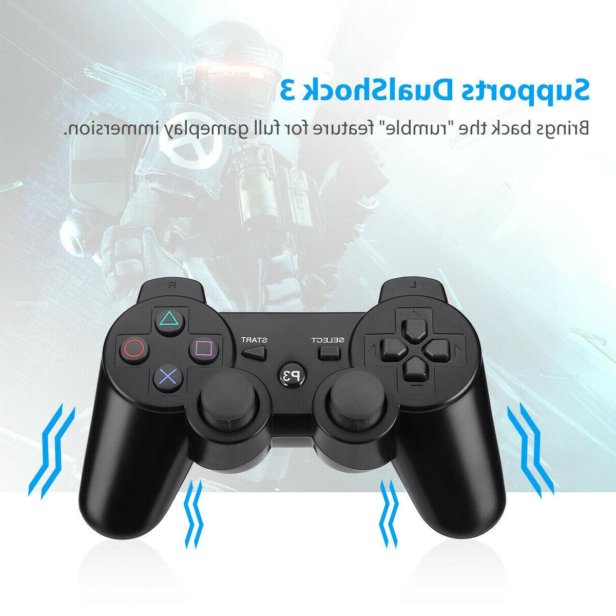 2 Black Video Controller For PS3 3