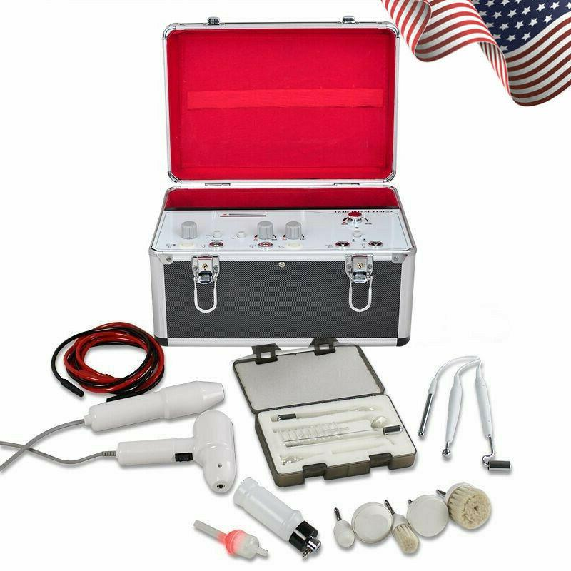 pro 5 in1 high frequency galvanic facial