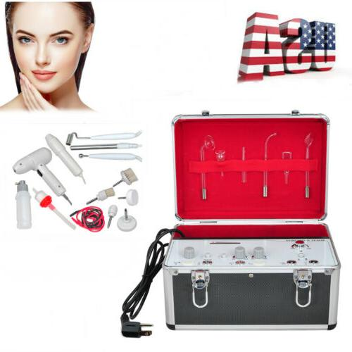 pro 5in1 high frequency galvanic facial brush