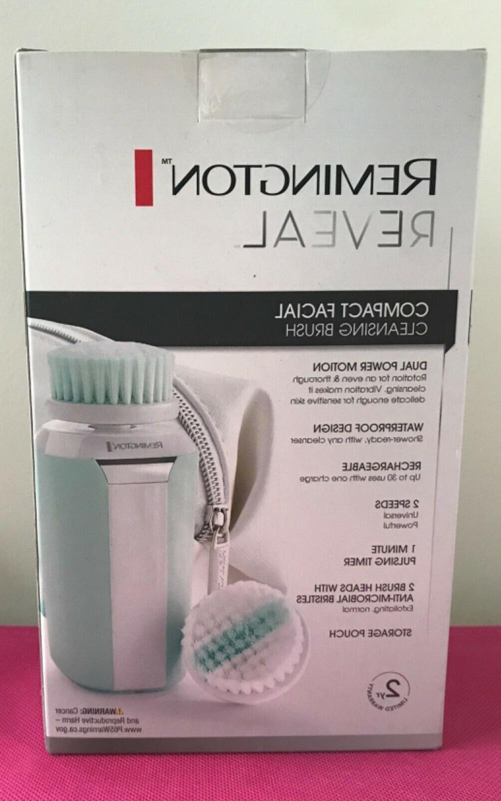 Remington Facial Cleansing Brush &