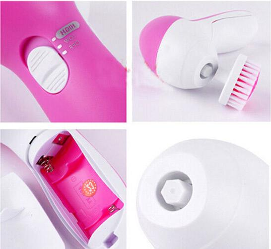 US Cleansing Brush Skin Massager Clean