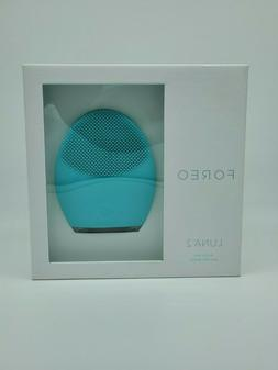 FOREO LUNA 2 Silicone Facial Cleansing Sonic Brush