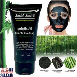 SHILLS Purifying Black Mask Peel Off Facial Cleansing Blackh