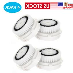Sensitive Cleansing Facial Brush Heads Replacement work with