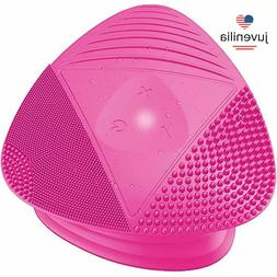 Silicone Sonic Facial Cleansing Brush - Best Beauty Massager
